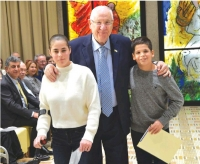 ILAN presents Rivlin plans for children with disabilities